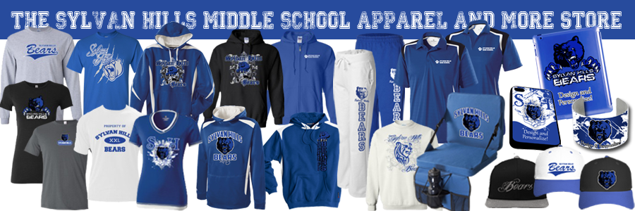 Sylvan Hills Middle School Apparel and More Store | Schools