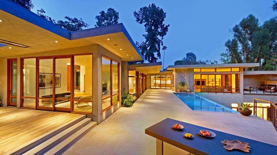 El cantante ha pagado 13.5 millones de dólares por su nueva mansión en Los Ángeles - Teles Properties