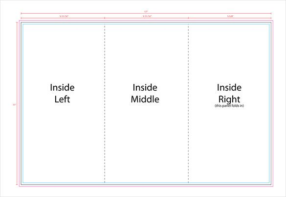 Doc Psd Pdf Eps Indesign Free Premium Templates Trifold Brochure Template Trifold Templates Free Brochure Template