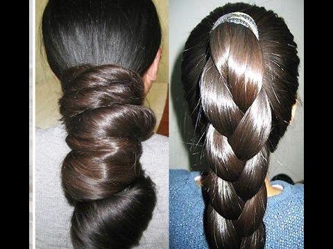 ضعيها لشعرك ساعتين وأكثر ولن تصدقي النتيجة شعر كثيف وطويل كشعر الهنديات مجربة مني شخصيا Youtube Hair Styles Beauty Hair Wrap