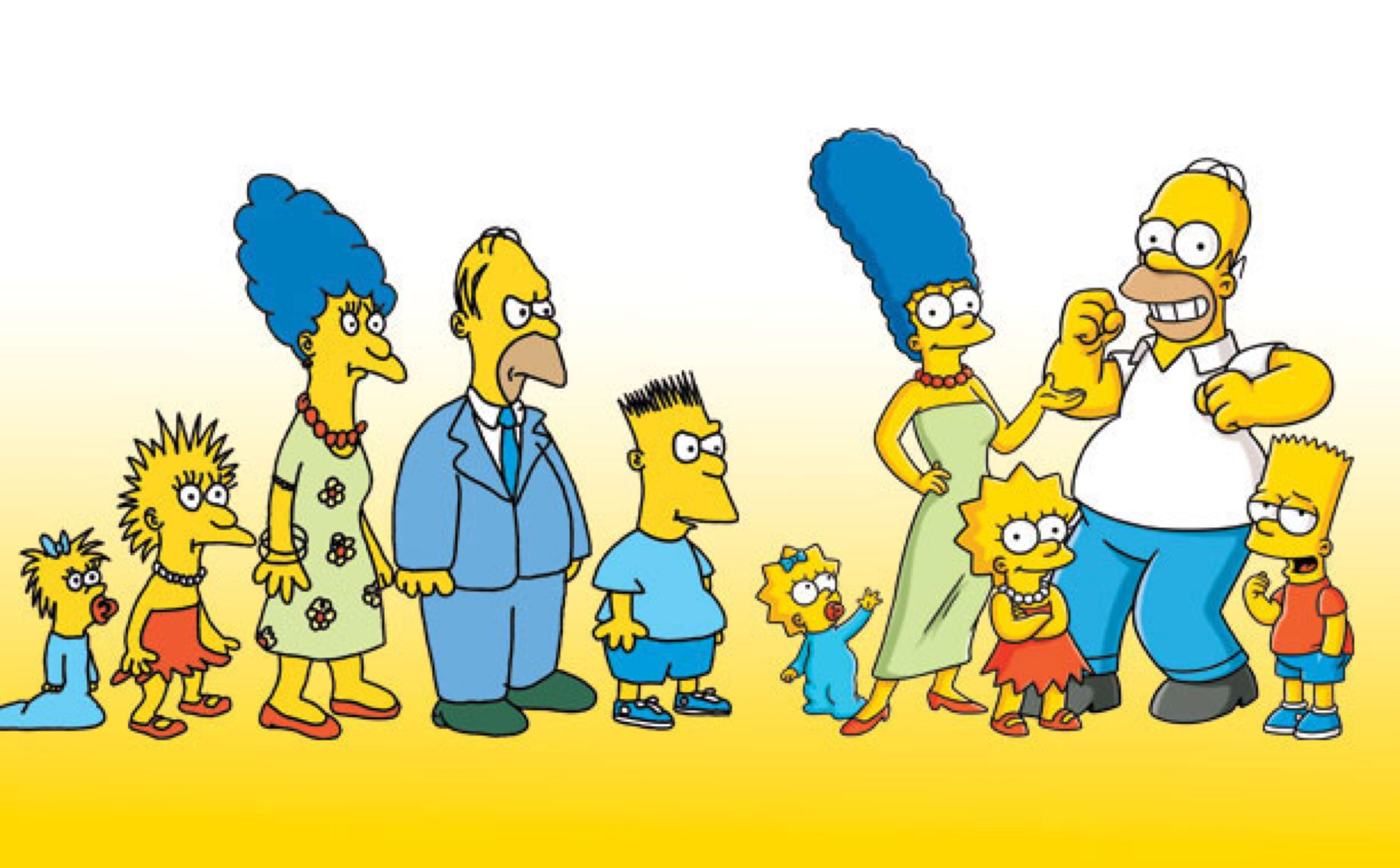 The Simpsons: What It Looked Like In The Beginning vs. Today