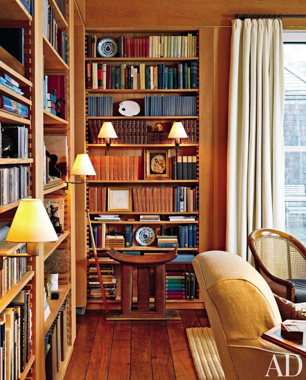 Architectural Digest: Architectural Digest Bookcases