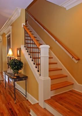 Best Installing Hardwood Stair Treads Home Pinterest 400 x 300