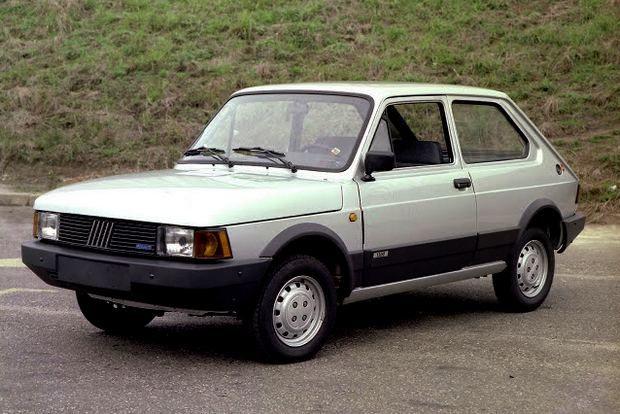 Fiat Spazio Con Imagenes Camiones Personalizados