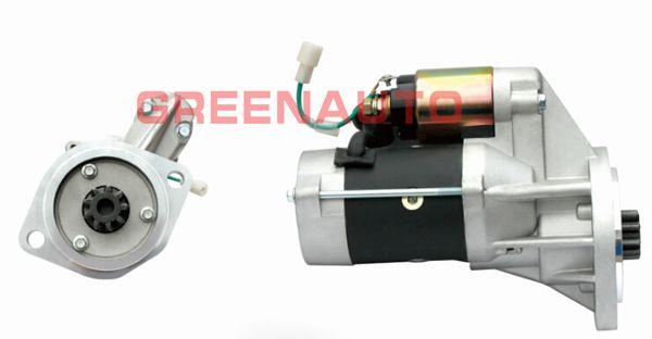 Starter Motor For Hyster Lift Trucks For Isuzu C240 Diesel Engine S13 28 S13 71 S13 82a 581100207 8941364000 12v 2 Starter Motor Lifted Trucks Diesel Engine