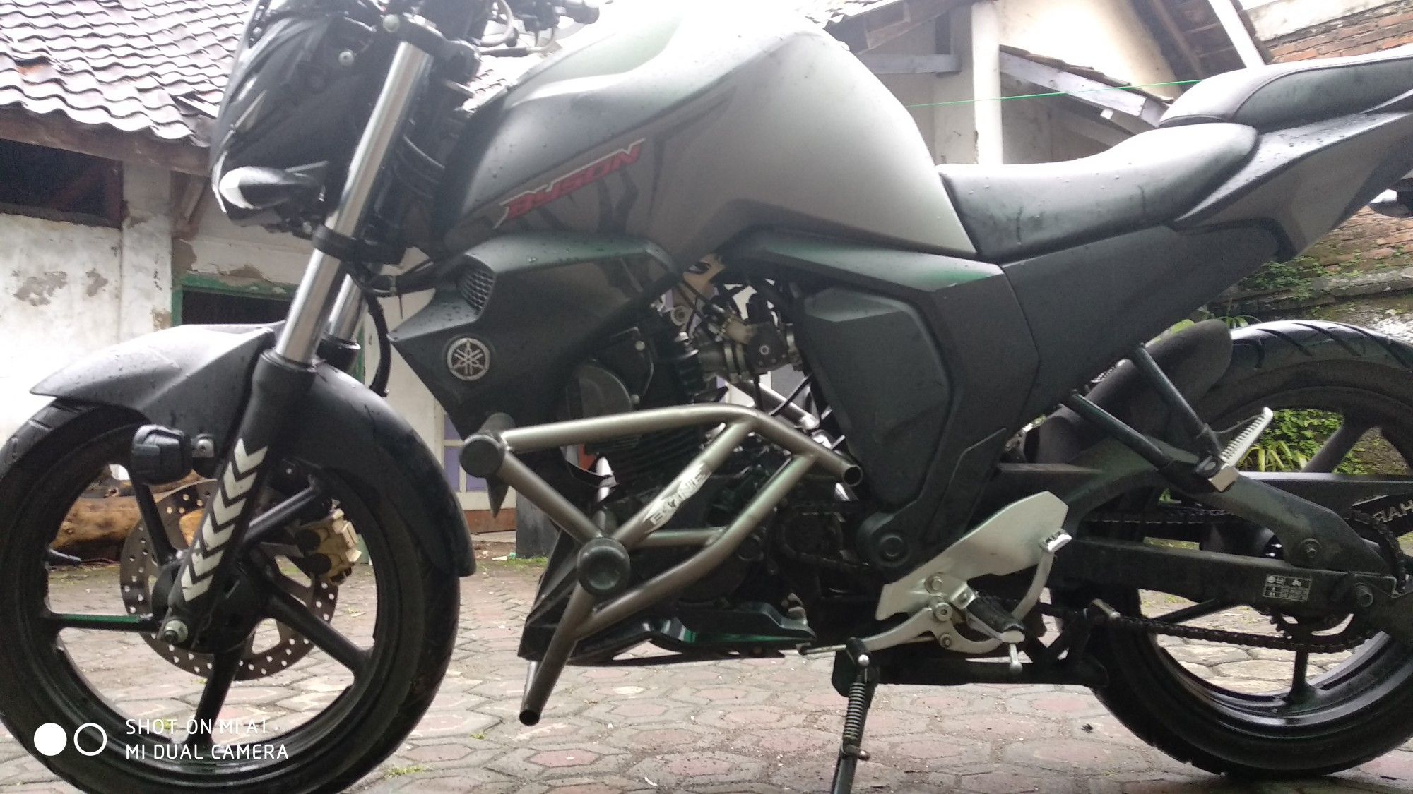 Manufacture Engineguard Byson Touring Bysonkarbu