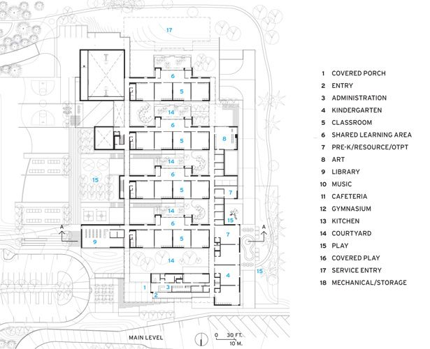 Wilkes Elementary by Mahlum Architects | ... on