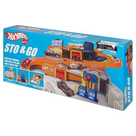 Hot Wheels Sto And Go Playset Target Hot Wheels Playset Hot Wheels Cars
