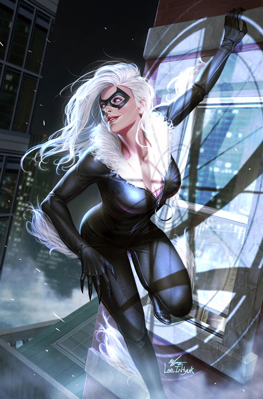 Marvel Comics BLACK CAT #3 first printing variant