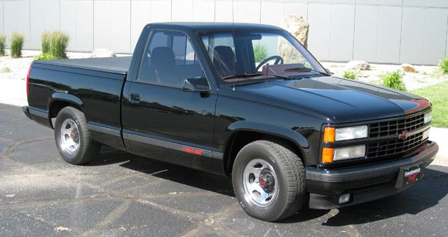 1990 Chevy Pickup 454ss Chevy Pickups Chevy Chevy Trucks