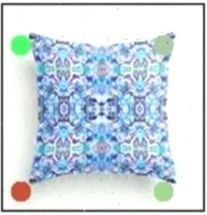 Turquoise Blue Flower Girly Pattern Throw Pillow,Home Decor,Livingroom,Bedroom, … | cute throw pillows