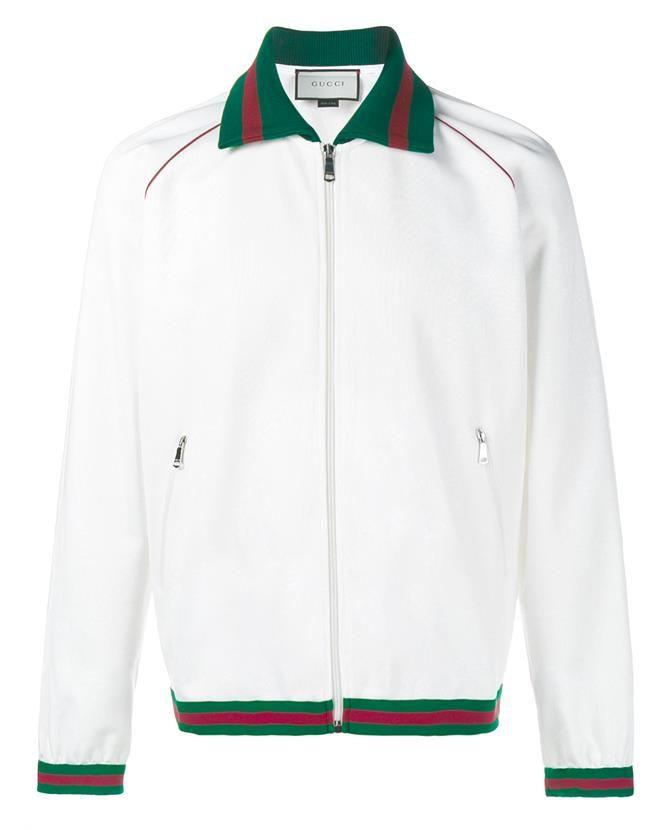 GUCCI Striped Track Jacket.  gucci  cloth    1c498906d2d2