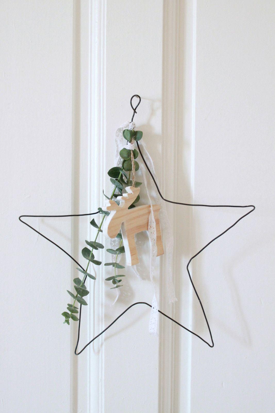 Photo of L'étoile de Noël – Avec ses 10 ptits doigts – blog DIY