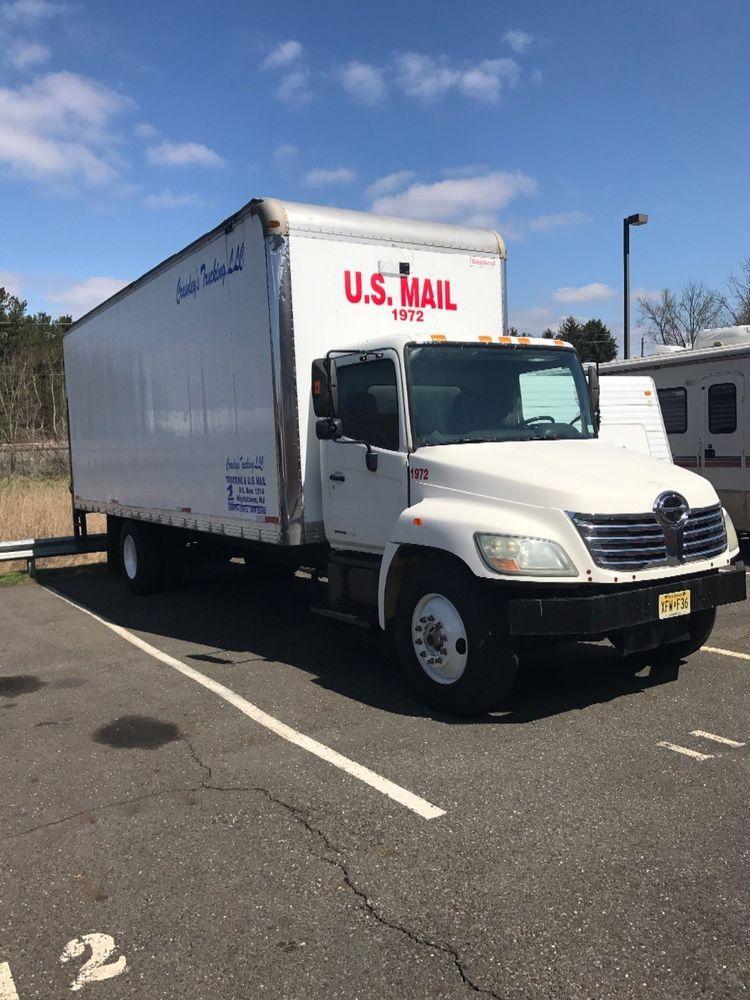 Hino Box Truck 24 Foot Ebay Motors Other Vehicles Trailers Commercial Trucks Ebay Trucks Hino Vehicles
