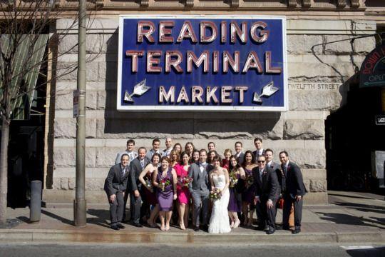 Colorful Quirky Philadelphia Wedding Shira Ryan Wedding