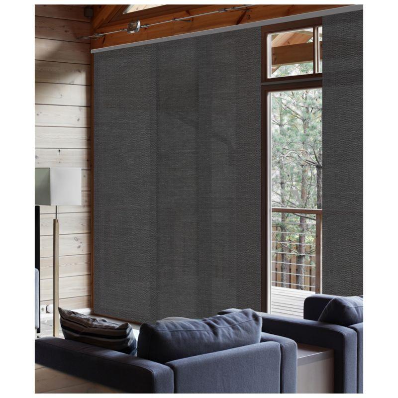 Panneau Japonais Tamisant Motifs 50cm Chevrons Gris L50 X H250cm 4559050250 In 2020 Home Decor Home Furniture