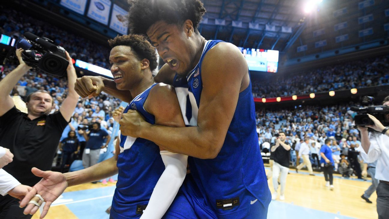 Duke and UNC provide thrilling reminder of a rivalry's