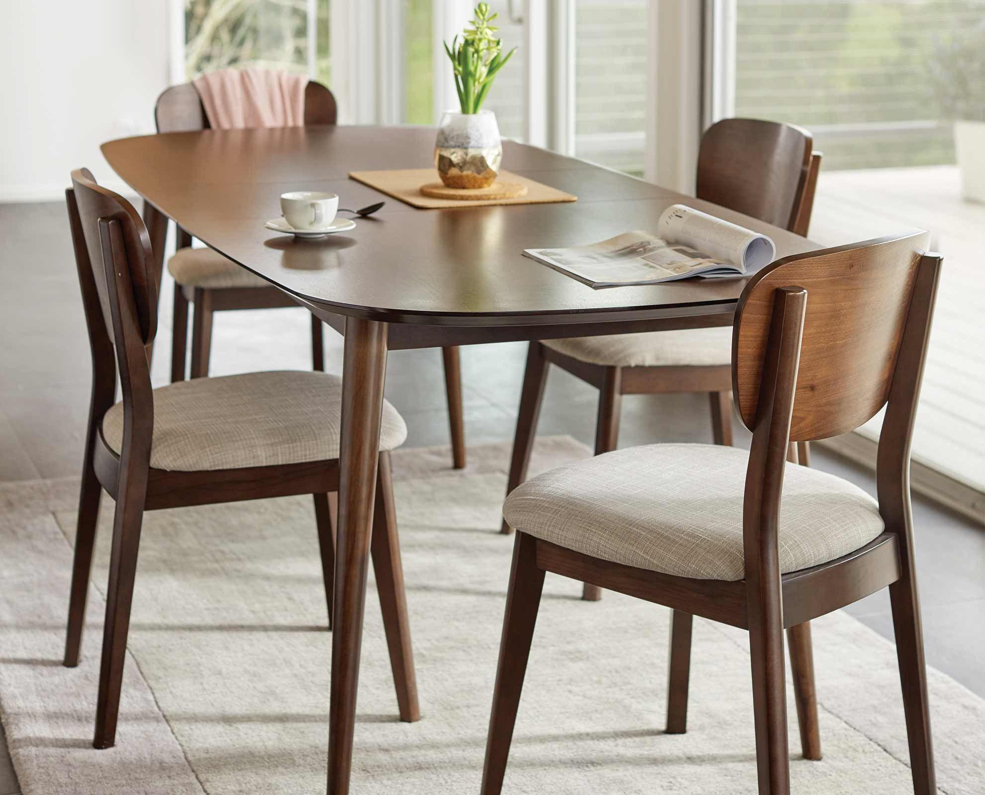 799 Dolar Juneua Extension Dining Table Scandis Skandinavisches Esszimmer Modernes Esszimmer Speisezimmereinrichtung