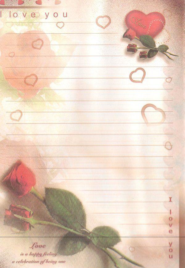 صور اوراق حب للكتابة عليها Love Letter Papel De Carta Artesanato E Faca Voce Mesmo Quadros De Papel