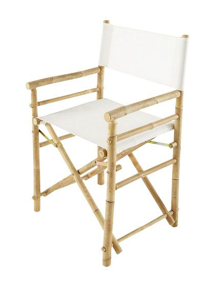 bamboo directors chairs wedding chair covers melbourne director set of 2 by zew inc at gilt wayne