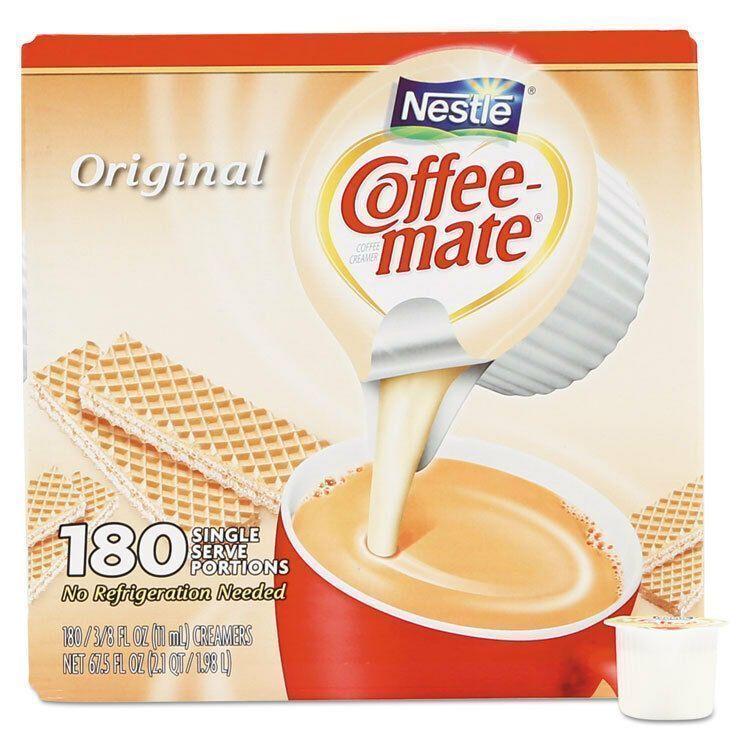 Coffee-mate Liquid Coffee Creamer Original 0.375 oz Mini-Cups 180 per Box 753032 $21.03  - Coffee Creamer - Ideas of Coffee Creamer #CoffeeCreamer #frenchvanillacreamerrecipe Coffee-mate Liquid Coffee Creamer Original 0.375 oz Mini-Cups 180 per Box 753032 $21.03  - Coffee Creamer - Ideas of Coffee Creamer #CoffeeCreamer #frenchvanillacreamerrecipe Coffee-mate Liquid Coffee Creamer Original 0.375 oz Mini-Cups 180 per Box 753032 $21.03  - Coffee Creamer - Ideas of Coffee Creamer #CoffeeCreamer #fr