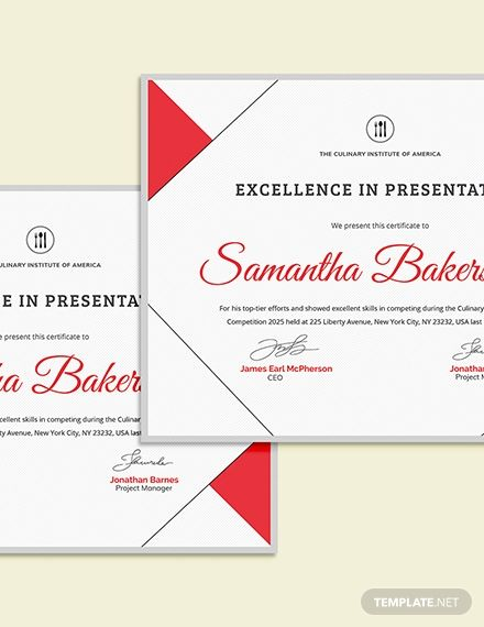 Excellence Award Certificate in 2020   Awards certificates ...