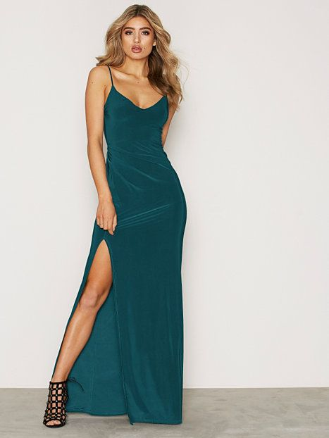 124050dde034 Split Front Maxi Dress