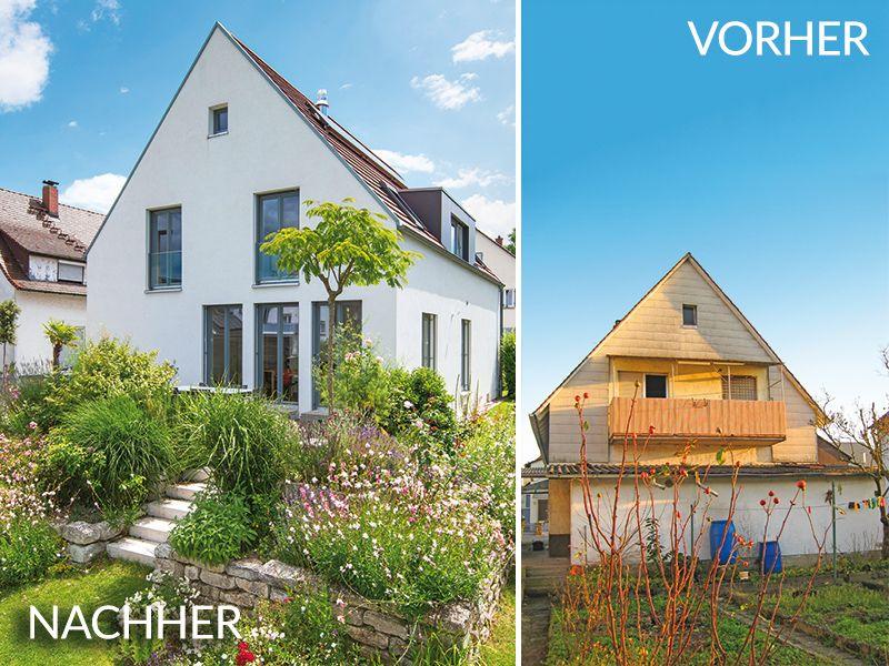 Photo of Umbau eines schlichten Hauses   renovieren.de