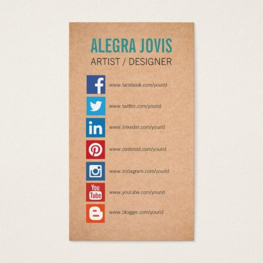 Social media icons symbols business card social media icons social media icons symbols business card colourmoves