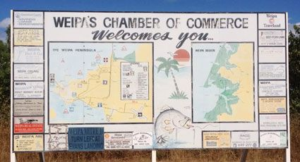 Weipa is a Mining town in Queensland | Mining Towns | Australia