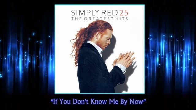 Simply Red Holding Back The Years Extended Remix Simply Red Greatest Hits Album Covers