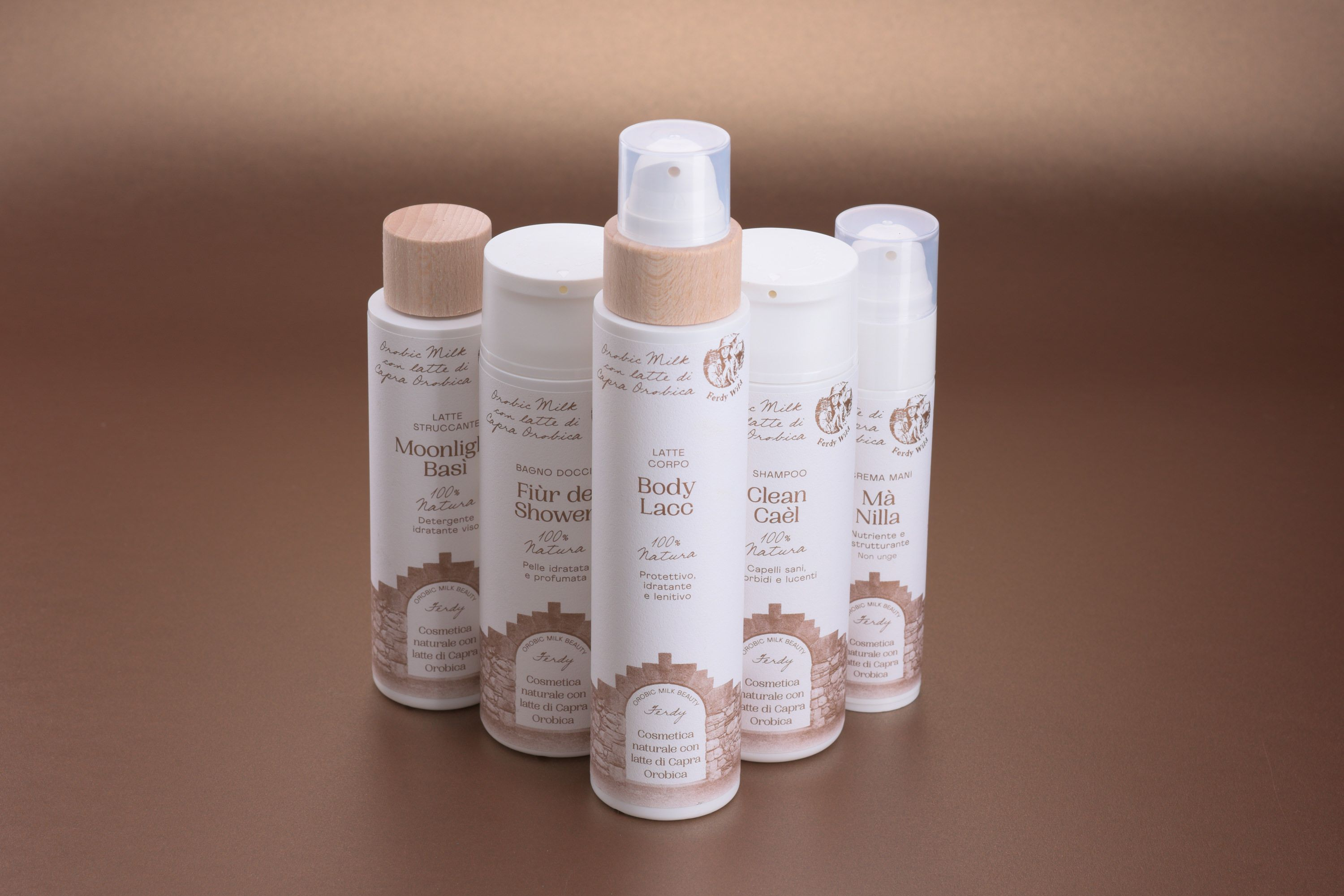 Orobic Milk Beauty New Cosmetics Packaging Sustainable