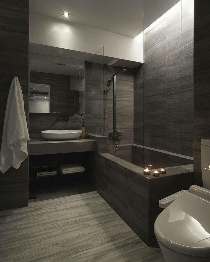 65 Bad-Gestaltungsideen mit moderner Badewanne 33 ...