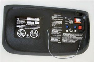 Liftmaster Chamberlain 41a5389 1e Low Profile Screw Drive Logic Board By Liftmaster 62 00 Liftmaster Garage Door Liftmaster Garage Door Opener Garage Doors