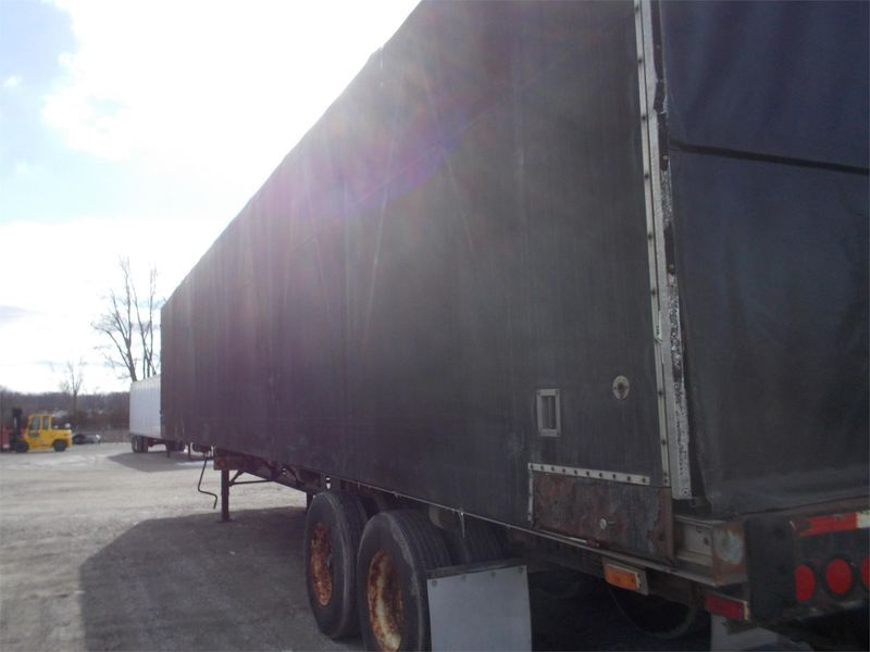 Used Trailer Rental For Most Is The Best Option Check Out How Easy It Is To Rent A 48ft Or 53ft Dry Van Reefer Or F Flatbed Trailer Trailers For Sale