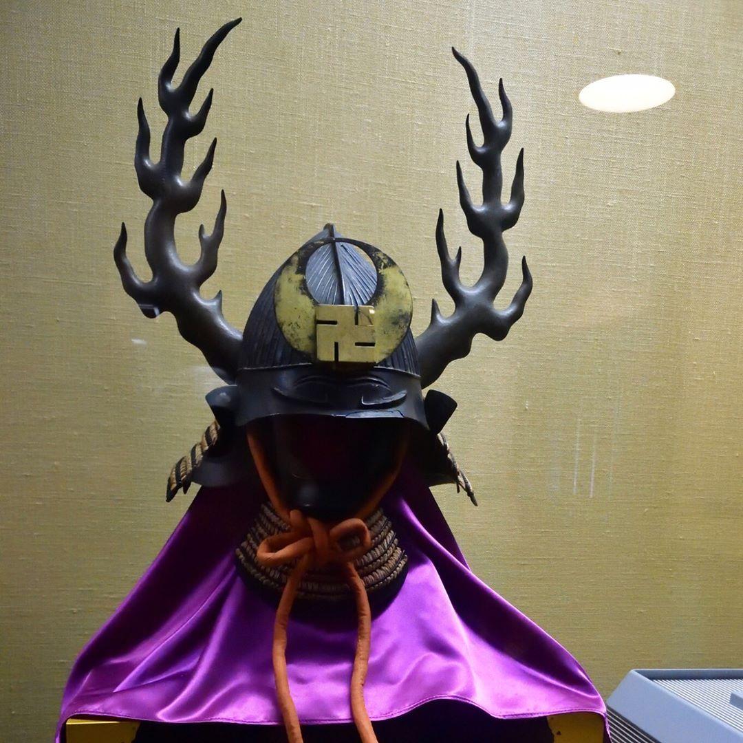 #兜 #松江城 #japanesehelmet #samurai #japan #shimane #matsuecastle