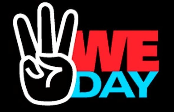 We day empowers and inspires so many youths around the world to make a change!!