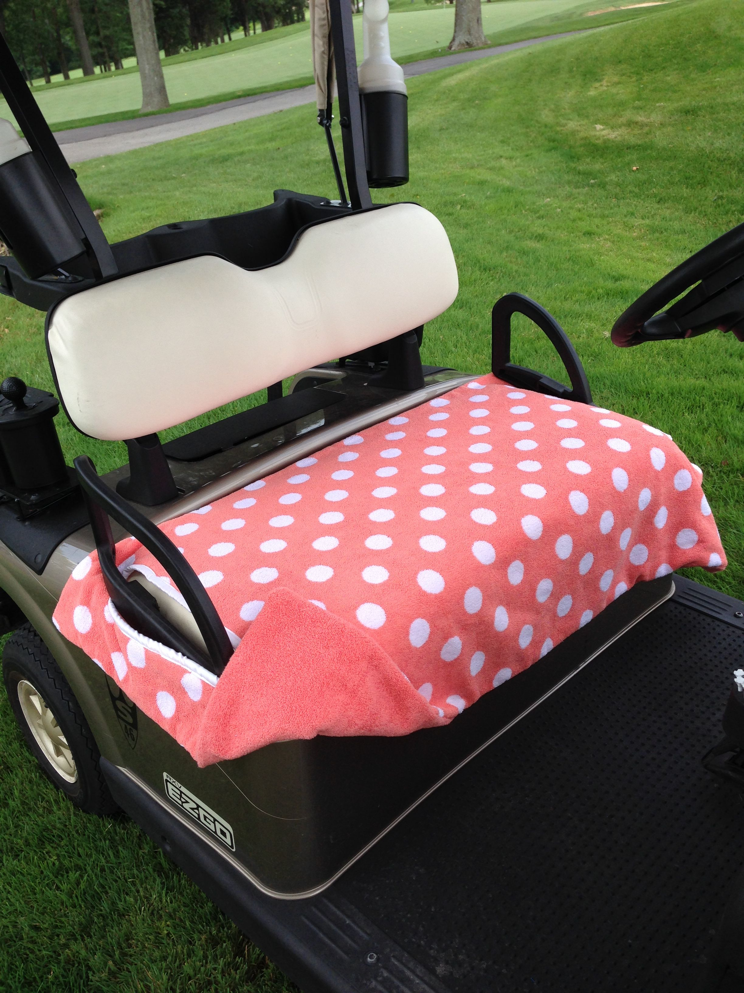 Pin by Tote Me Around on Golf cart seat covers AKA Golf Me
