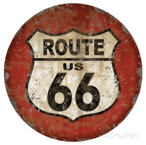 SANDERS ARIZONA Route 66 Shield Metal Sign Man Cave Garage 211110014003