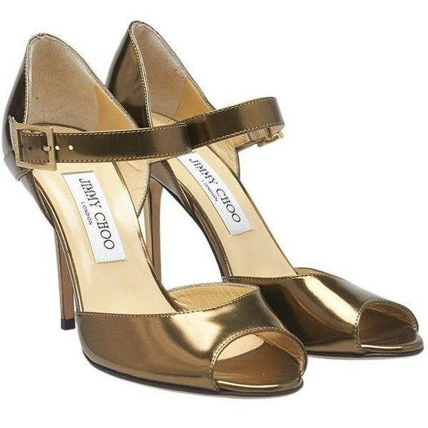 The Cheapest Pre-owned - Patent leather heels Jimmy Choo London Discount Buy Clearance Outlet Affordable Pg0Tz