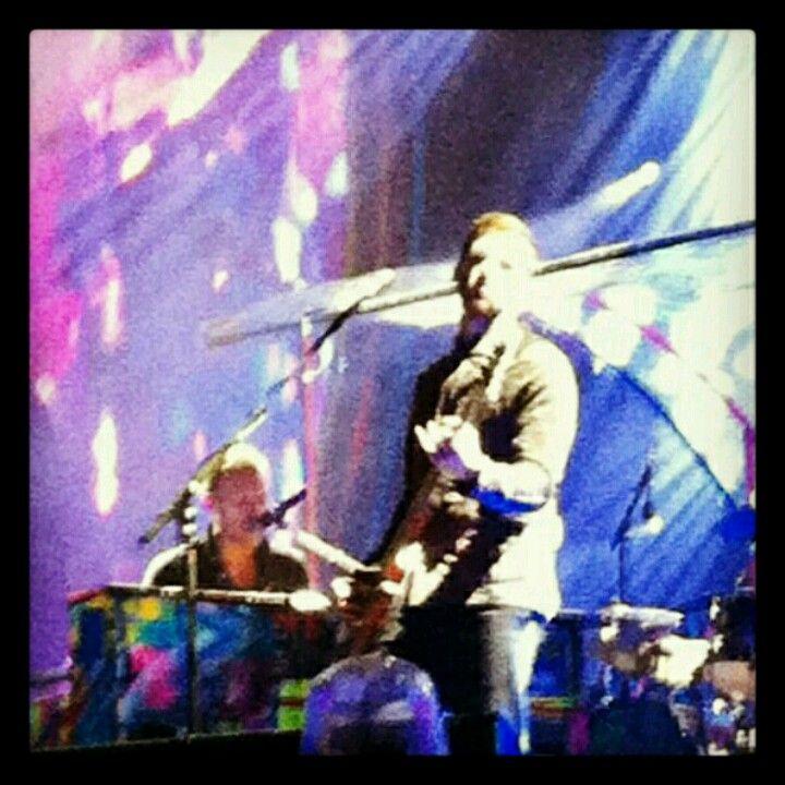 Coldplay 2012 SoL