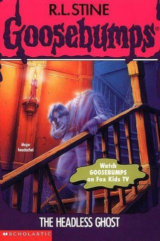RL Stine - The Headless Ghost PDF eBook (Goosebumps #37 ...  RL Stine - The ...