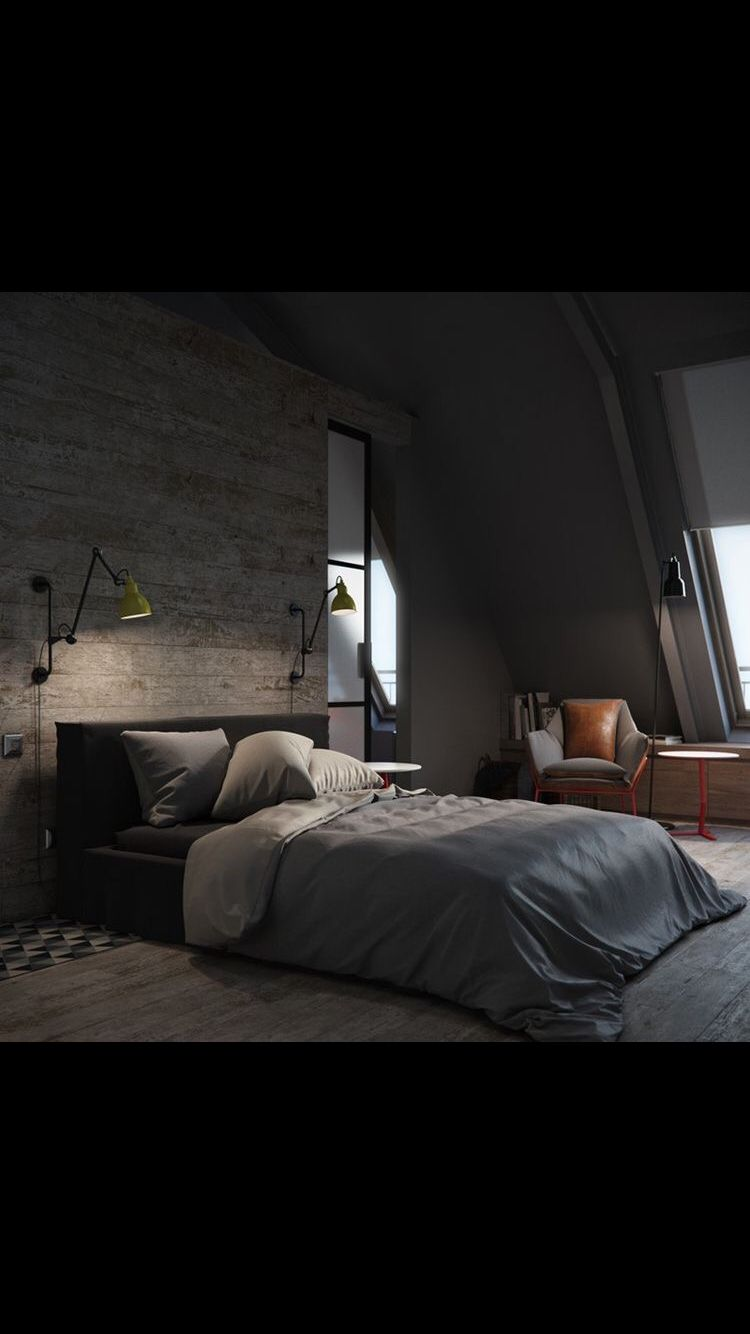 22 Bacheloru0027s Pad Bedrooms For Young Energetic Men