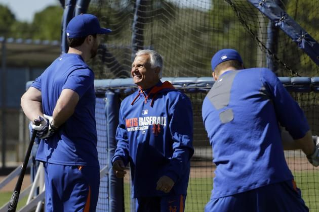 New York Mets Spring Training Report Updates of Surprises, Busts - training report