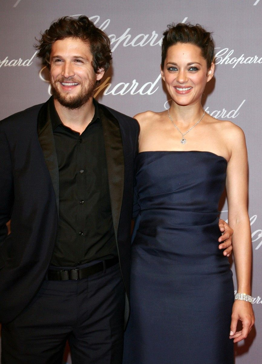 marion cotillard and g...