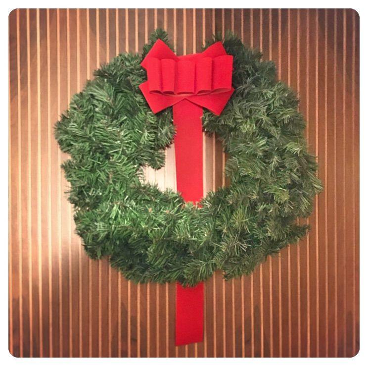 Photo of Corona di Natale ? fatta a mano ?