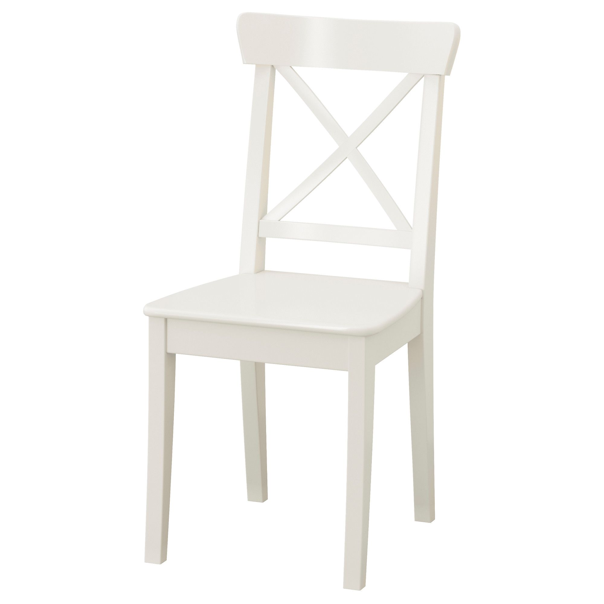 Ikea Ingolf Chair Solid Wood Is A Durable Natural Material