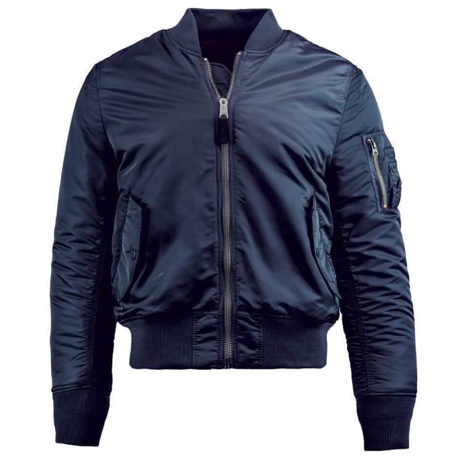 Alpha Ma 1 Slim Fit European Fit Men S Flight Jacket Mens Flight Jacket Slim Fit Bomber Jacket Flight Jacket