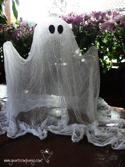 fantasmas-halloween-11 Halloween Pinterest Halloween costumes