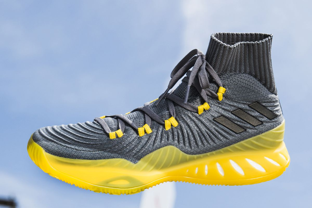 adidas Debuts the Crazy Explosive 17 with Forged Primeknit - EU Kicks:  Sneaker Magazine
